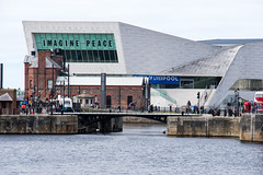 Imagine peace (NL - very busy imaging and work - sorry for that.) Tags: peace liverpool imagine architecture cityscape unitedkingdom great britain sony a99 omot harbour haven architectuur edwinvantilburg yabbadabbadoo