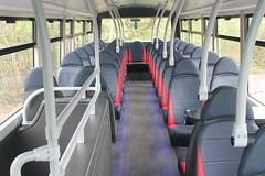 Go North East: 6101 NL63YJE Volvo B9TL/Wright Eclipse Gemini 2 Upper Deck Interior (emdjt42) Tags: nebpt metrocentre bus 6101