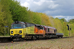 70802_1904_Micheldever (John Woolley Photos) Tags: 26thapril 70802