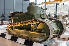 Renault FT French light tank (Peter Beljaards) Tags: lighttank tank renault ww1 wo1 armoured