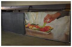 Pasadena_0203.1 (Thomas Willard) Tags: veggie platter banner california sign pasadena garage plastic hand