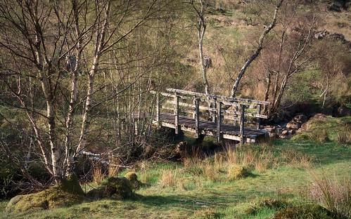 Bridge between Nowhere