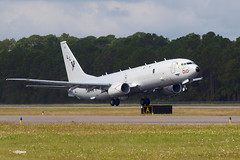 171105_043_JaxAS_P8 (AgentADQ) Tags: jacksonville naval air station nas show airshow florida 2017 airplane military aviation maritime patrol aircraft boeing p8a poseidon