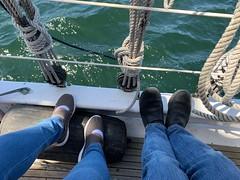 05052019-35 (Fruitcake Enterprises) Tags: centerforwoodenboats thecenterforwoodenboats seattle lakeunion birthweek lavengro shauna matthew