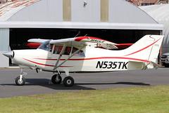 N535TK (GH@BHD) Tags: n535tk maulemxt7180starrocket mx7 maule mxt7180 starrocket newtownardsairfield ulsterflyingclub aircraft aviation