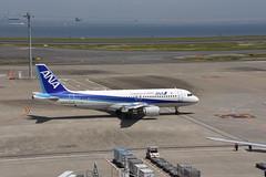 Airbus A320-200 (yuki_alm_misa) Tags: a320200 airbus aircraft plane 東京国際空港 航空機 羽田 飛行機 rjtt hnd 羽田空港 haneda airplane aeroplane tokyointernationalairport