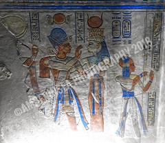 Tomb of AmenKhopshef (Amberinsea Photography) Tags: amenkhopshef egyptology valleyofqueens luxor egypt amberinseaphotography ancientegypt ancientworld egyptianart art amazingegypt funeraryart ägyptologie thisisegypt
