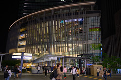 GRAND FRONT OSAKA (Hideki-I) Tags: grandfrontosaka umeda osaka japan urban night nikon z7 35mm city people
