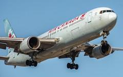 Air Canada 767-300ER @CYYZ (Sonny Photography) Tags: aircanada aca 763 767 767300er aviation planespotting planespotters plane aircraft landing yyz cyyz