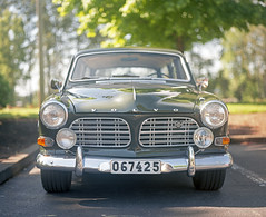 Old Swede (vtom61) Tags: volvo vintage pentax67ii pentax67105mm24 bokeh kodakektar100 120 smcpentax67105mmf24 pentax