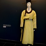 Confucian scholar's robe, Charles B, Wang Center, SUNY Stony Brook thumbnail