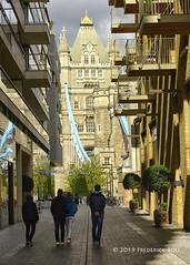 Duchess Walk, Bermondsey (© Freddie) Tags: london lbsouthwark bermondsey se1 morelondon tooleystreet towerbridge fjroll ©freddie