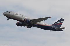 VQ-BCM (Baz Aviation Photo's) Tags: vqbcm airbus a320214 aeroflot afl su heathrow egll lhr 27l su2571