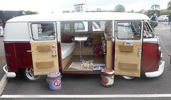 VW T1 Camper (1964) 1600cc (andreboeni) Tags: vw t1 camper bulli transporter splitscreen kombi splittie 1964 volkswagen van veedub interior custom