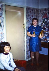 488_December1971_AndyLouie (wrightfamilyarchive) Tags: andy louie wright arnulf street bellingham south east london se63ef christmas 1971 1970s 70s seventies
