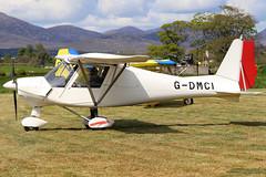 G-DMCI (GH@BHD) Tags: gdmci comco ikarus comcoikarus c42 c42fb100 kilkeel kilkeelderryogeairfield microlight aircraft aviation