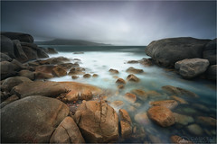 Time Lapse (Maciek Gornisiewicz) Tags: albany bettysbeach western australia seascape landscape longexposure rocks clouds sea outdoors shore coast moody overcast travel canon nisi 1635mm 5div maciek gornisiewicz darkelf photography timelapse 2019 explore