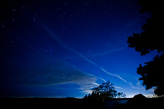 Goathland Starfield (Simon Caunt) Tags: theskyatnight bbcstargazinglive astro astrophotography astronomy panorama panoramic wideview widescreen wideformat widefieldpanorama largeformat largeformatimagery stars stargazinglive starfield godsowncountry goathland