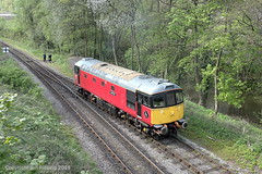 33021 at Froghall (jon33040) Tags: 33021 class33 churnetvalleyrailway froghall aruba