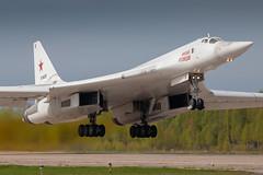 Tupolev TU-160M (Dmitry Terekhov) Tags: avia aviation airplane aircraft tupolev tu160 russia blackjack