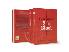 The Blood (vincentvistudio) Tags: bookcoverdesign bookinteriordesign kindle
