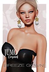 Breeze Gown AD2 (junemonteiro) Tags: jumo originals gown chic glamour maitreya belleza slink