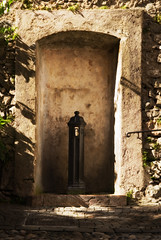 standpipe | Limone | Lake Garda (Weir View) Tags: photo intimatelandscape limone lakegarda italy sunlight standpipe alcove cobbles lightshadow