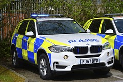 FJ67 DVO (S11 AUN) Tags: derbyshire police bmw x5 xdrive30d 4x4 anpr armed response arv rpu roads policing unit traffic car 999 emergency vehicle fj67dvo