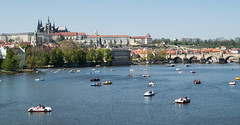 Weekend (TryVision) Tags: prague city landscape nikon nikond5300 czech water skyline urban