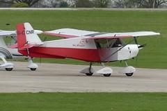 Sky Ranger G-CCNR (Gavin Livsey) Tags: sywell gccnr skyranger