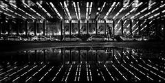 Roma Termini (Stefano Avolio) Tags: roma rome romatermini railwaystation ferrovie fs bw bn monocromo taxi cabs blackwhite blackandwhite biancoenero bianconero stefanoavolio savolio stazioneferroviaria luci absoluteblackandwhite