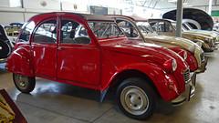 Conservatoire Citroën - Aulnay-sous-Bois (Mic V.) Tags: vintage collection classic conservatoire citroën citroen musée musee museum french car voiture aulnaysousbois 1988 2cv6 spécial 2cv 302rn92