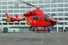 London's Air Ambulance in Wembley (kertappa) Tags: img0804 air ambulance londons london hems doctor paramedics hospital gehms emergency helicopter kertappa wembley