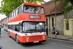 4413 BFX666T (PD3.) Tags: bristol vrt vr bfx666t bfx 666t wilts dorset goahead go ahead bus buses psv pcv hampshire hants england uk fokab friends king alfred day winchester broadway cattle market station 2019