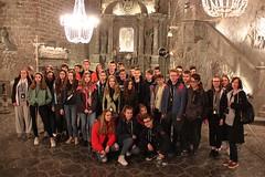 Pielgrzymka klas 3 gimnazjum 2019