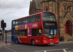 LX06EBG Sunderland 09/05/19 (MCW1987) Tags: go north east wright gemini bodied volvo b7tl 6906 london central wvl257 lx06ebg