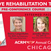 ACRM Cognitive Rehabilitation Training: TWO-DAY Pre-Conference Instructional Course