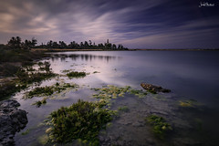 Salt Lake (iosif.michael) Tags: sony a7 longexposure leefilters bigstopper 06softndgrad polariser filter water sky clouds nature outdoor landscape larnaca cyprus colour colourful biodiversity