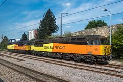 56090 56113 Colas Rail Freight Doncaster 13.05.19 (Paul David Smith (Widnes Road)) Tags: 56090 56113 colas rail freight doncaster 120519 class56 england unitedkingdom