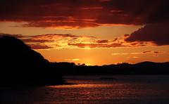 Cramond Sunset (Dibbly Dobbler) Tags: sonyrx10iii cramond sunset