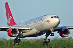 G-VLNM (AnDyMHoLdEn) Tags: virgin virginatlantic a330 egcc airport manchester manchesterairport 05r