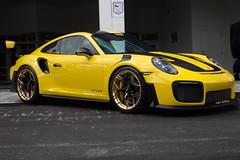 Beautiful Porsche GT2RS (South Florida Exotics) Tags: carshows supercarsaturdaysflorida supercar supercars southflorida miami porschegt2rs gt2rs porsche