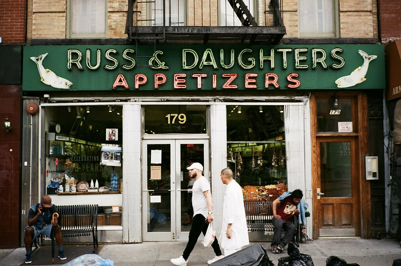 Russ & Daughters.