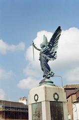 In memory (bigalid) Tags: film 35mm ricoh rz728 lomography100cn 100iso c41 april 2019 lockerbie statue