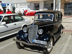 Ford Y_04837 (Wayloncash) Tags: spanien spain andalusien autos auto cars car ford
