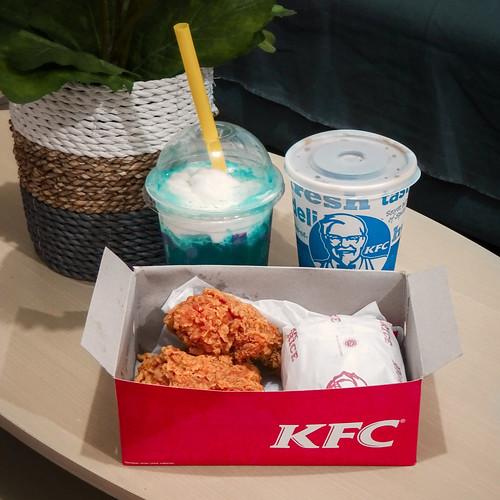 Fastfood Quick Dinner @ Pangandaran