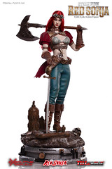 TBLeague-PHICEN PL2019-140AB Steam Punk Red Sonja - 09 (Lord Dragon 龍王爺) Tags: 16scale 12inscale onesixthscale actionfigure doll hot toys phicen tbleague seamless