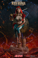 TBLeague-PHICEN PL2019-140AB Steam Punk Red Sonja - 05 (Lord Dragon 龍王爺) Tags: 16scale 12inscale onesixthscale actionfigure doll hot toys phicen tbleague seamless