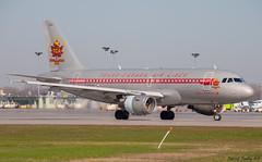 Air Canada / Airbus A319-114 / Retro Livery / C-FZUH / YUL (tremblayfrederick98) Tags:
