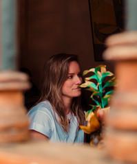 DSC_2209 (johnmoralesh) Tags: portrait face beautiful beauty girl woman photography nikon background fotografia flor flores flower flowers focus light restaurant